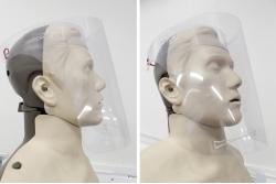 Przyłbica ochronna - maska ochronna na twarz