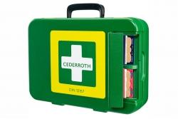Apteczka pierwszej pomocy DIN 13157 Cederroth