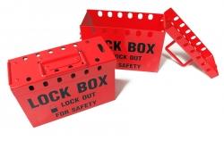 LOCK BOX - skrzynka blokowania grupowego